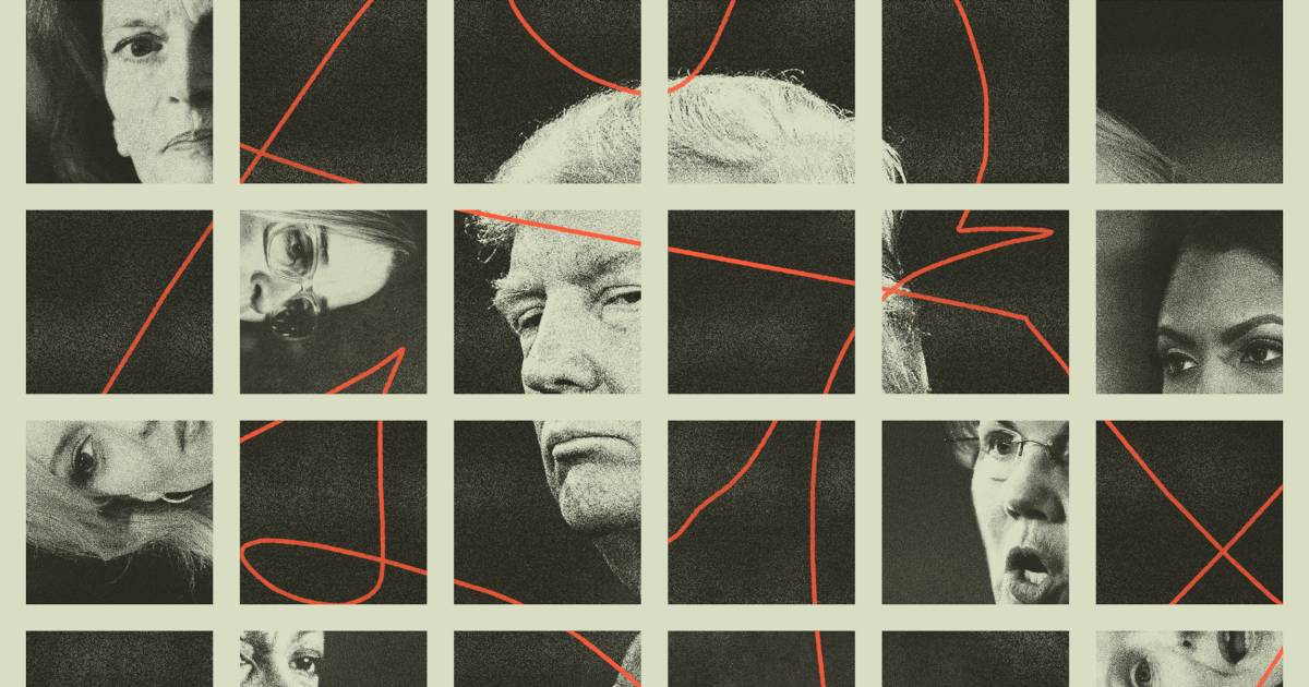 Opinion   Trump makes a lot of bad decisions. Underestimating women could be his worst.