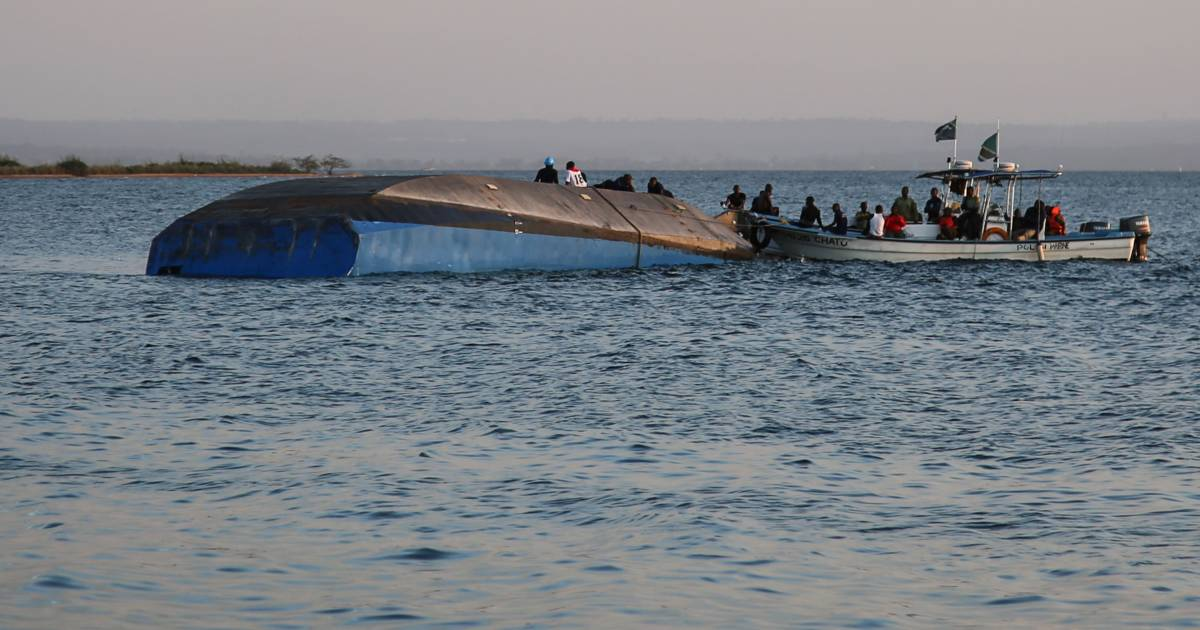 Survivor pulled from capsized Tanzania ferry that killed 209