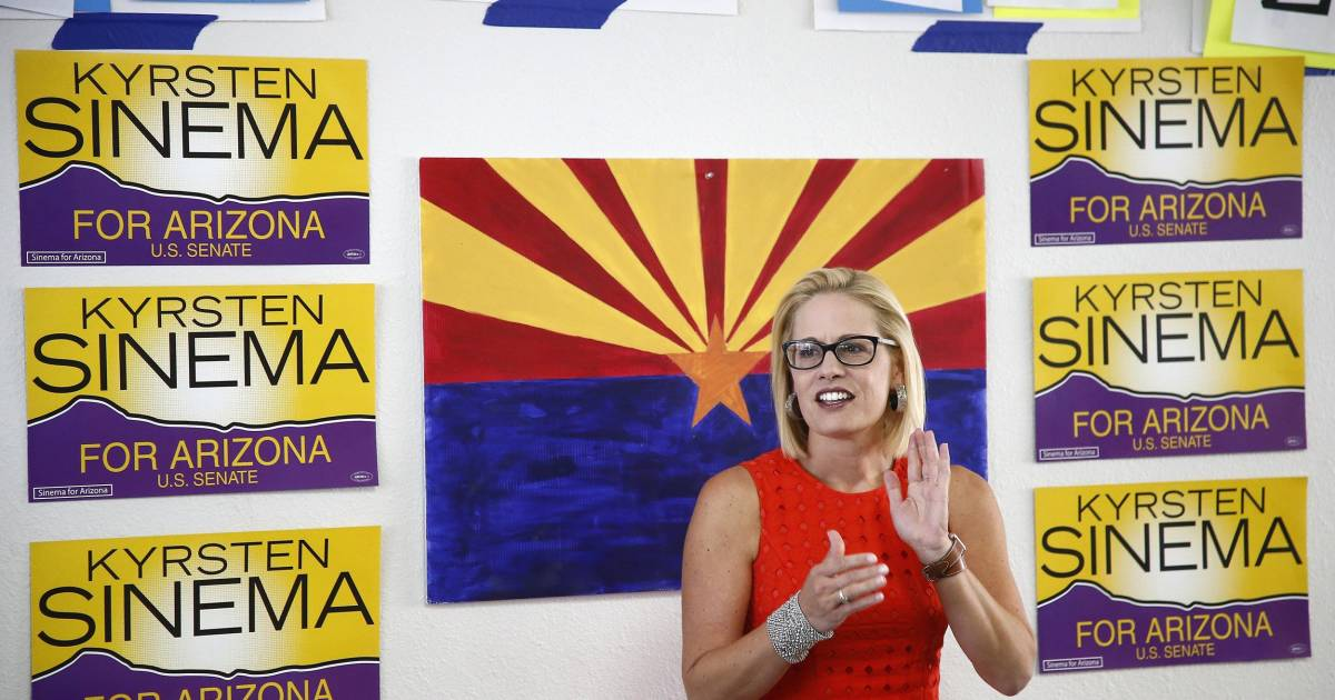 NBC News poll: It's neck-and-neck in the Arizona Senate race