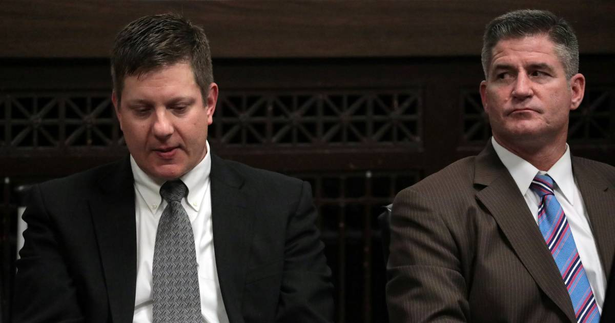 Jason Van Dyke Trial: Chicago officer guilty of murder in shooting of Laquan McDonald