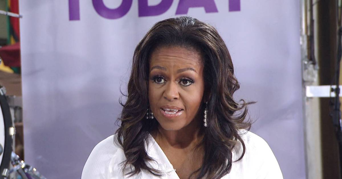 "Michelle Obama on sexual misconduct and gender inequity: ""Enough is enough"""