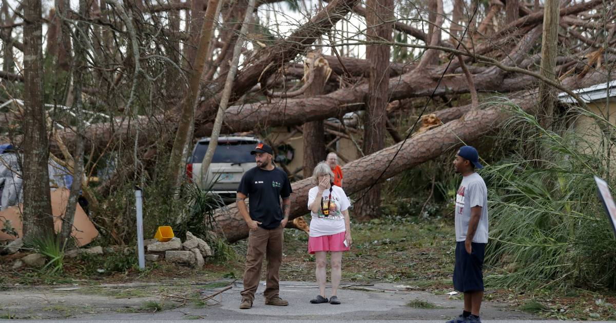 Hurricane Michael leaves two dead, officials worry number could rise