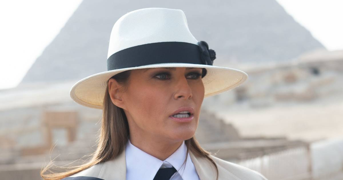 Melania Trump says she might be 'the most bullied person'