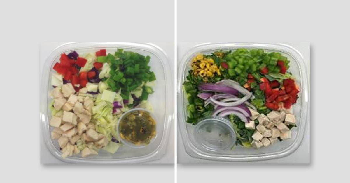 Some salads sold at Trader Joe's, Walmart, Whole Foods are being recalled.
