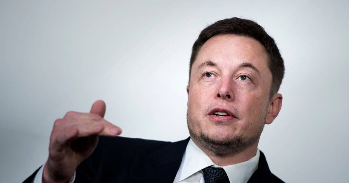 Elon Musk says Twitter locked his account over fear it was hacked