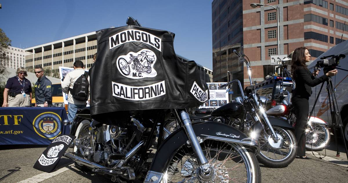 Mongols biker gang found guilty of racketeering - NBC News thumbnail