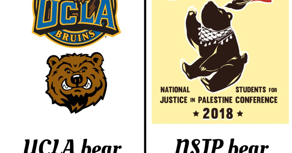 Bear fight: Student Palestinian group claims UCLA trademark complaint is effort to stifle speech