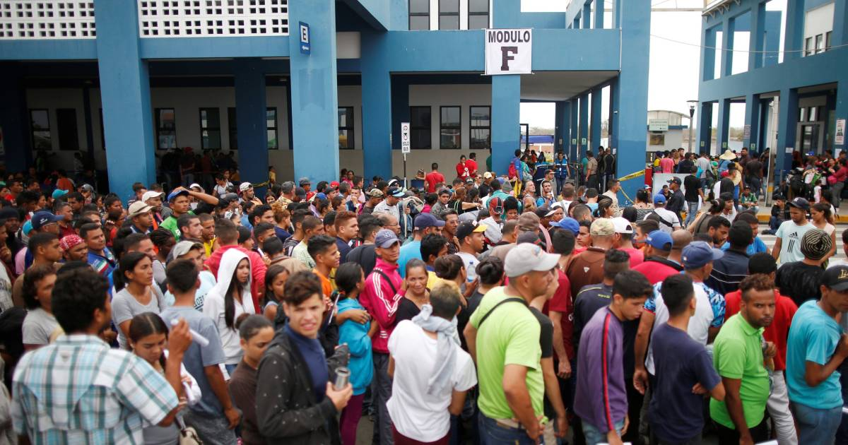 3 million people have fled Venezuela since 2015, United Nations says