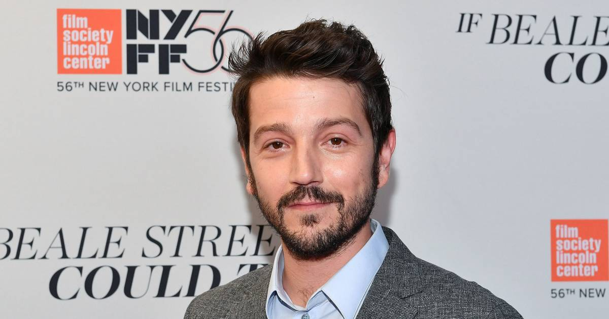 Actor Diego Luna  is set to star new 'Star Wars' spinoff series