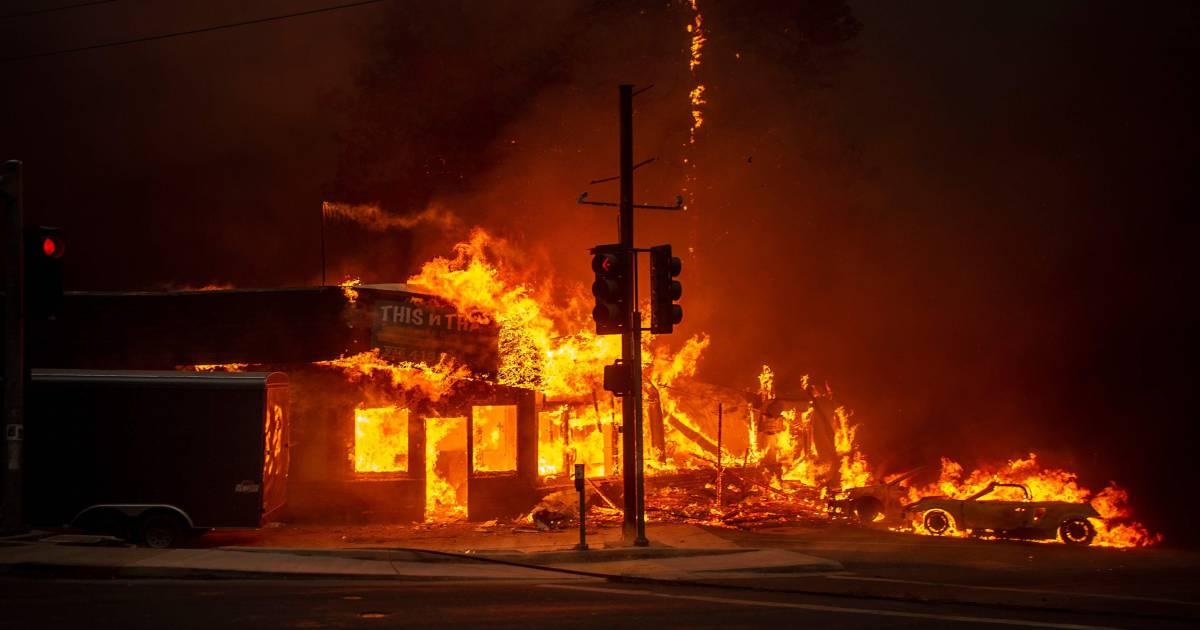 nbcnews.com - California Wildfires