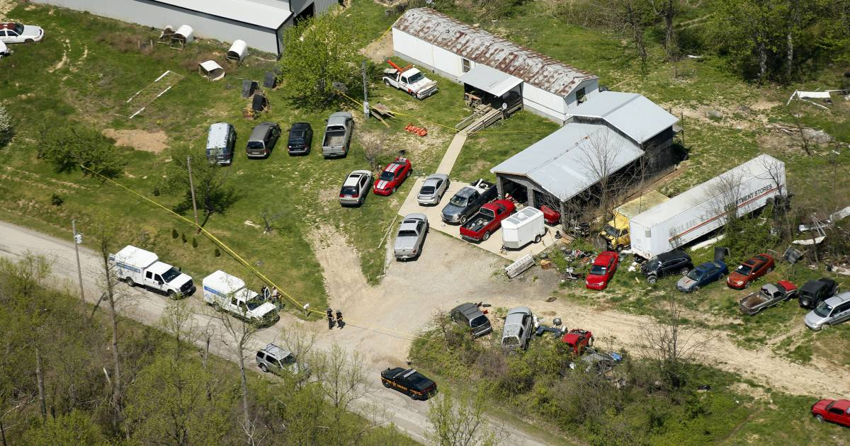 Pike County massacre: Ohio family charged with the execution-style murder of 8 people at pot farm