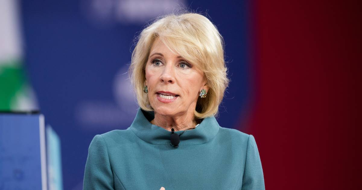DeVos proposals for campus sex misconduct rules are 'worse than we thought,' victims' advocates say image
