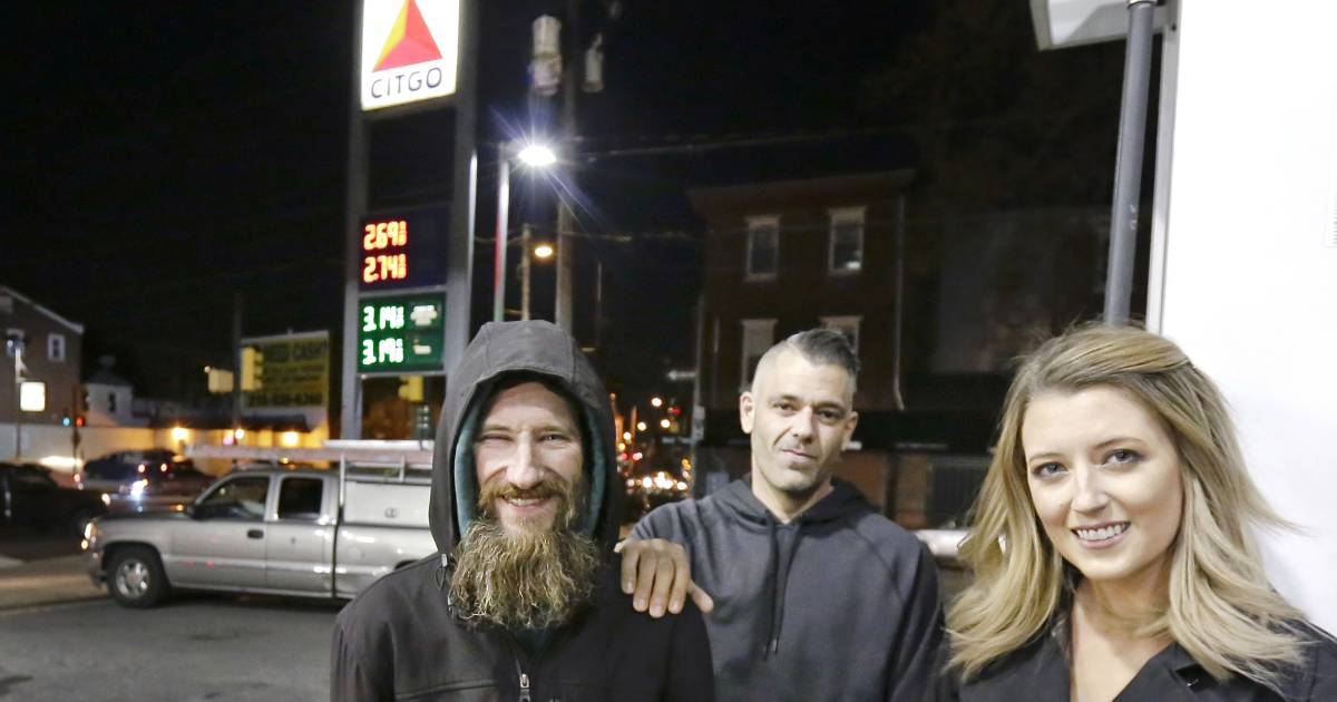 Homeless man and N.J. couple concocted story for GoFundMe fundraiser, prosecutor says