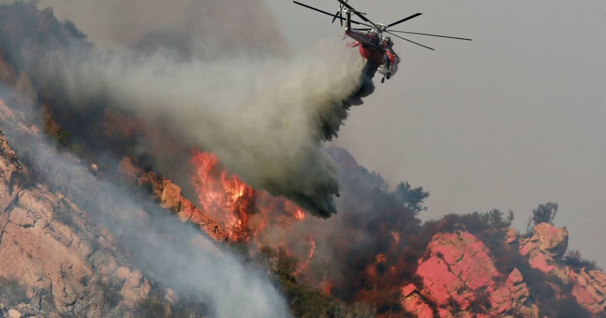 California wildfires: Where things stand