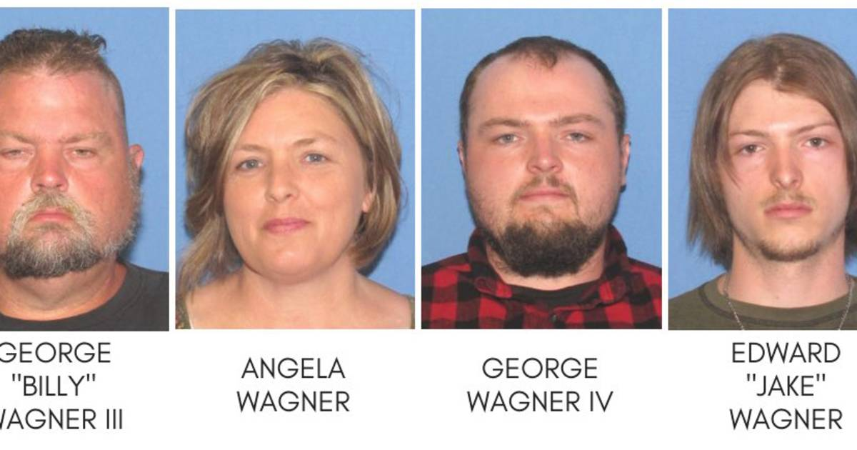 George Billy Wagner Suspect In Ohio Family Murders