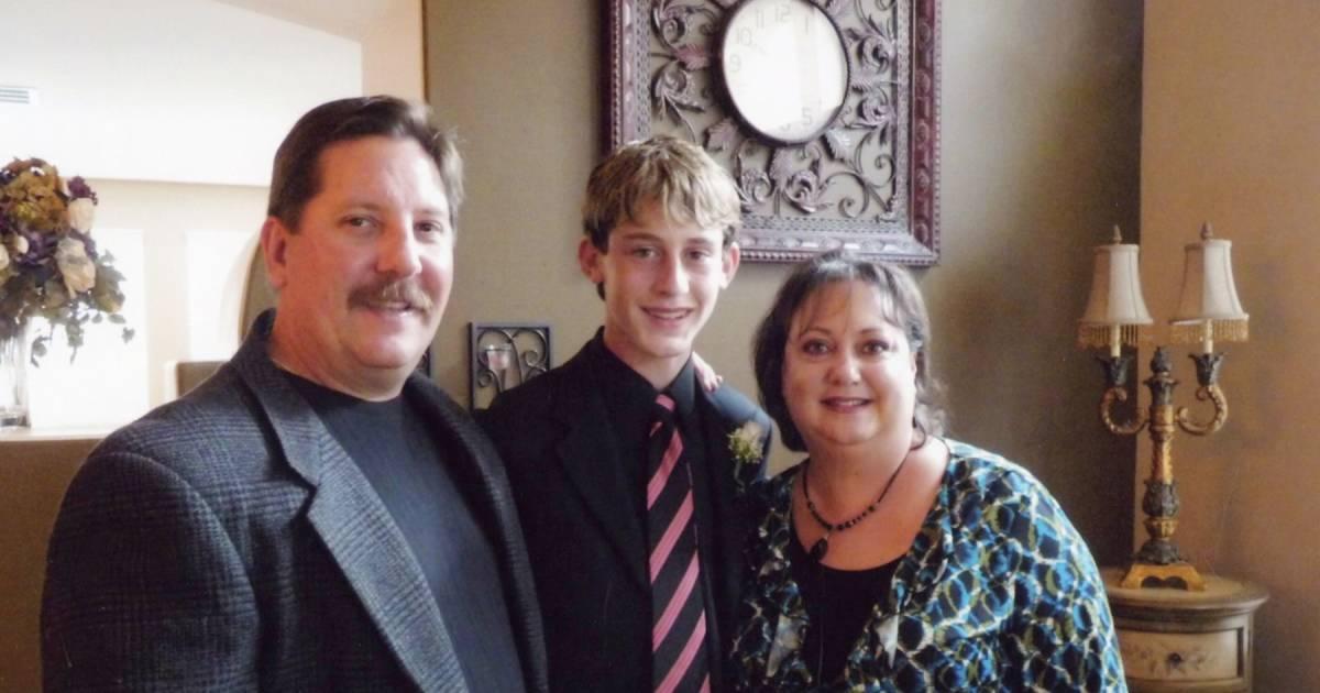 Thousand Oaks shooting: Wife of deputy killed in California massacre calls him a hero