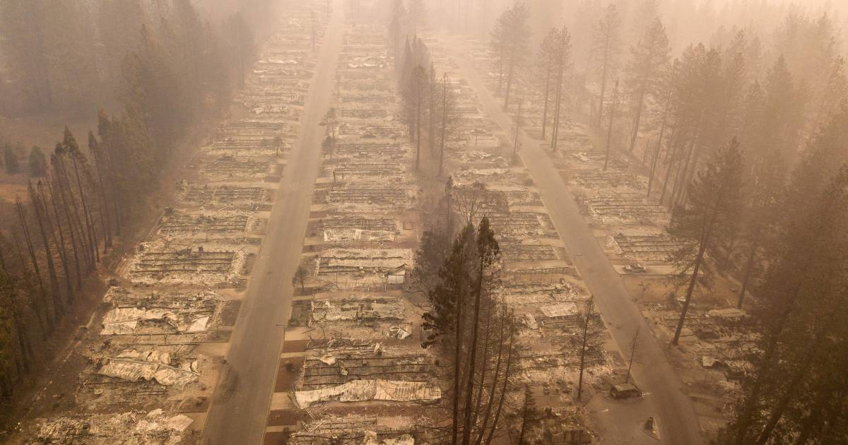 Death toll rises to 56 in Northern California's Camp Fire; missing climb to 297