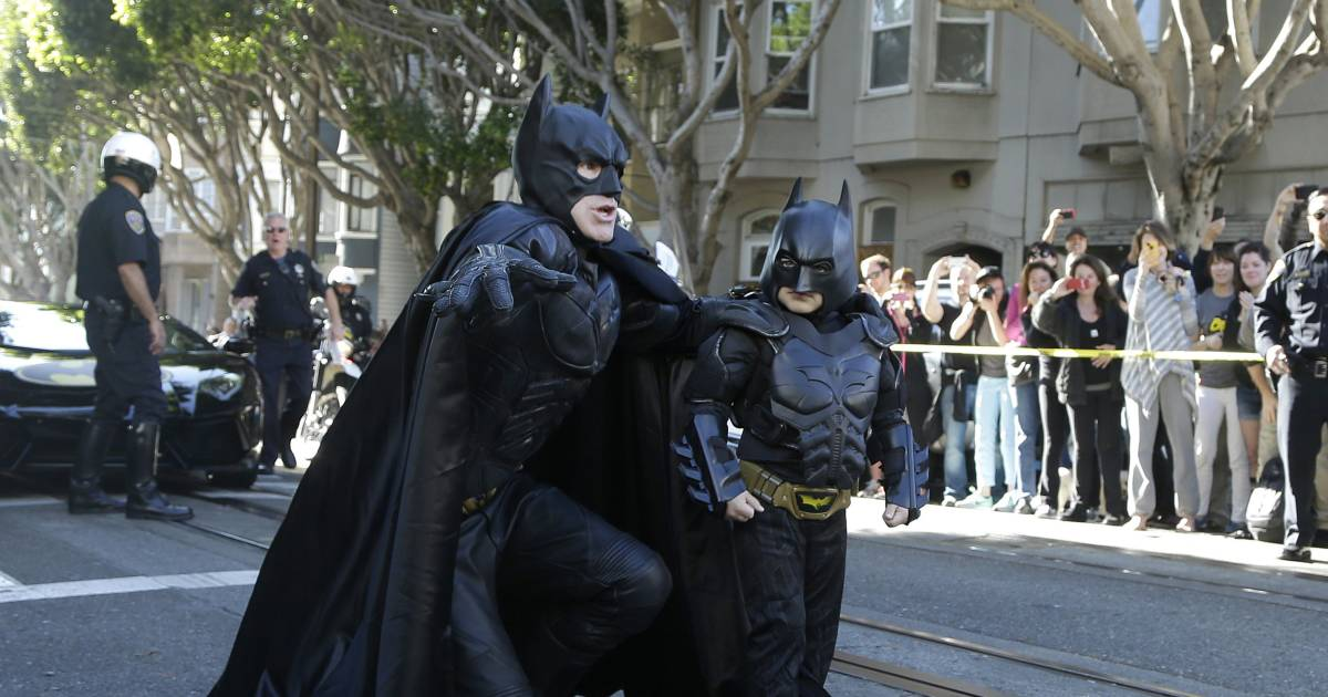 Batkid five years later: Miles Scott is cancer free, Make-A-Wish Foundation says