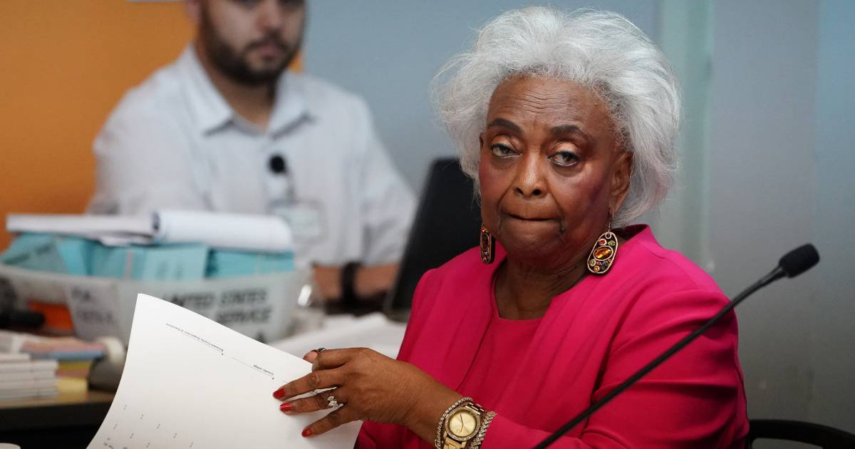 How Brenda Snipes and other black election workers got falsely targeted by Trump