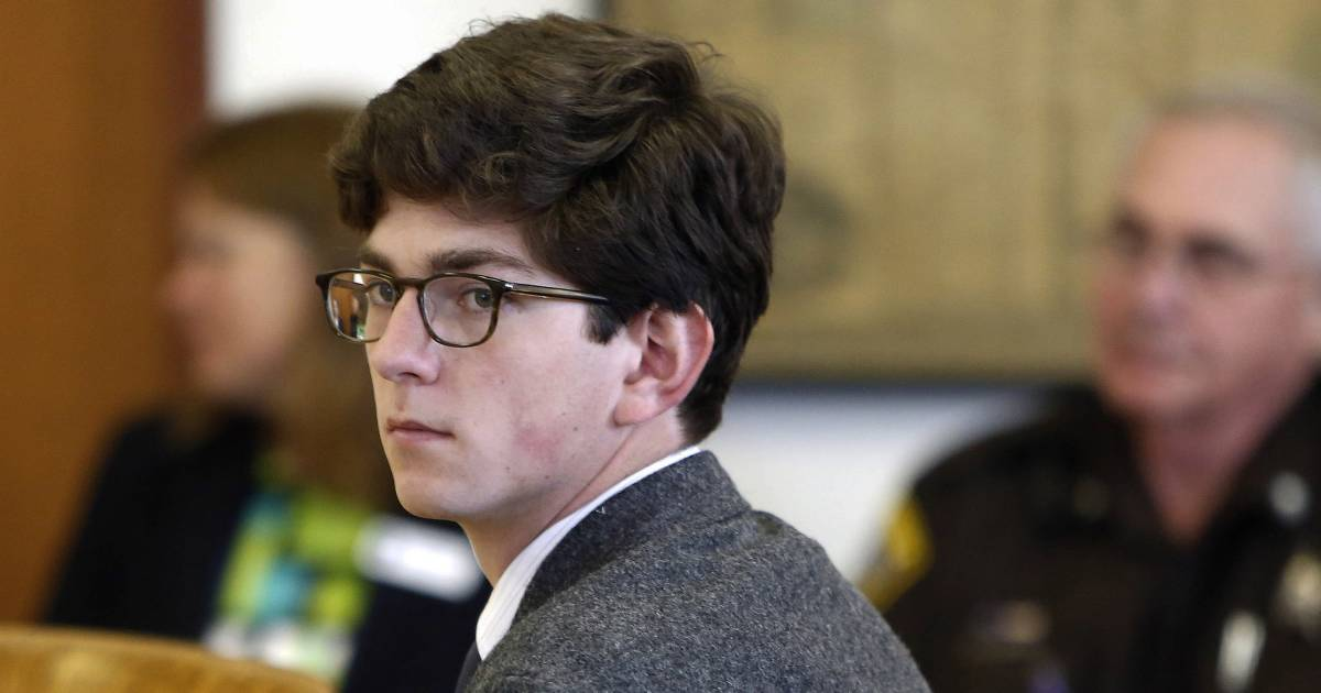 Judge orders St. Paul's School sex offender Owen Labrie to jail after Christmas