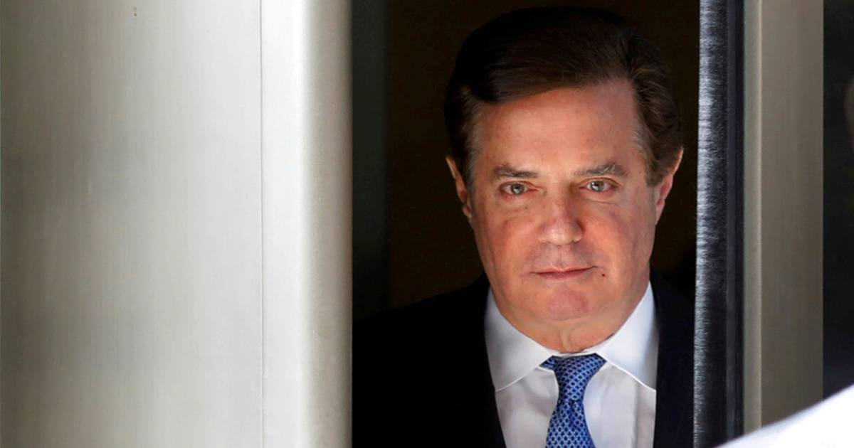Allegations that Manafort was Trump's mole in the Mueller ...
