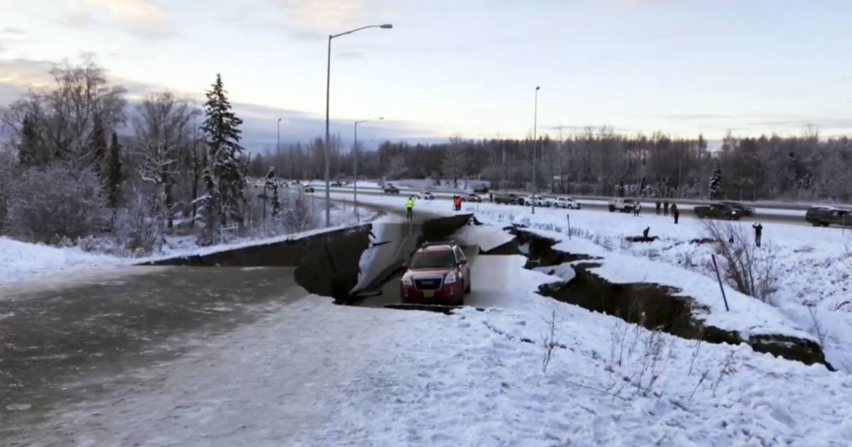 alaska earthquake today - photo #11