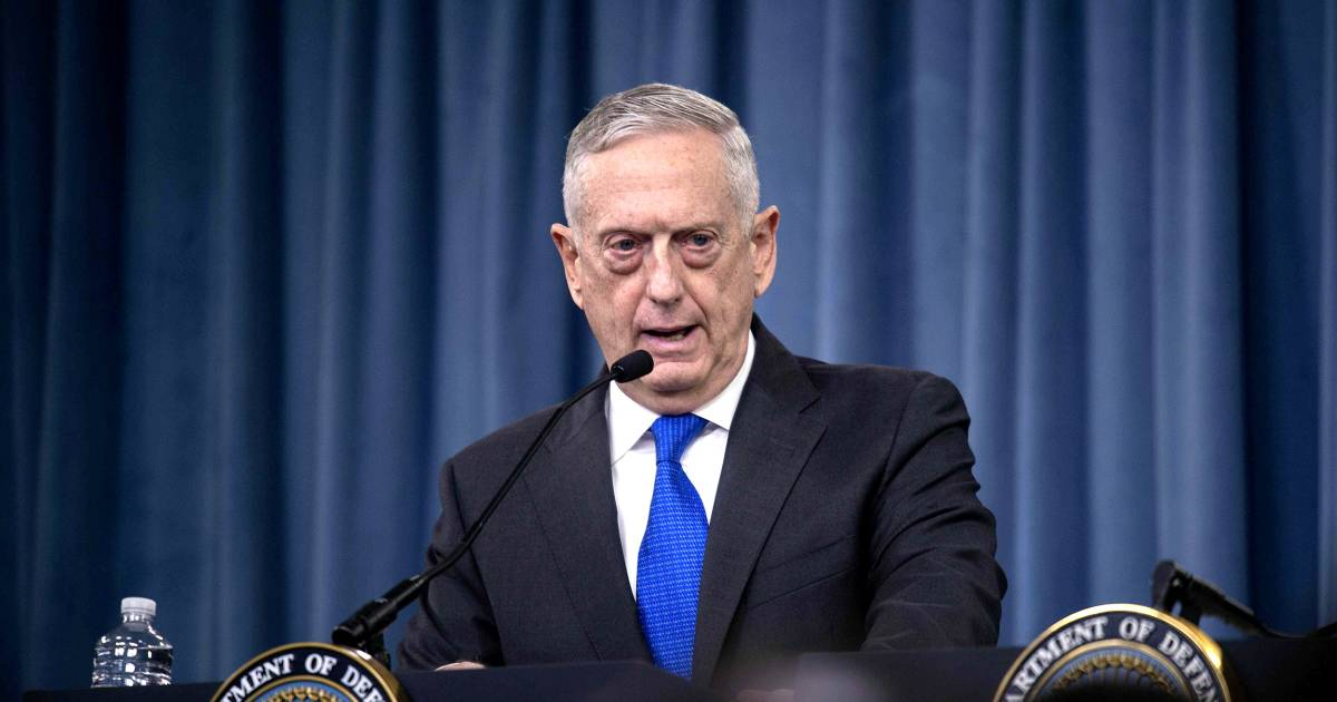 Mattis accuses Putin of trying to 'muck around' in US midterm elections