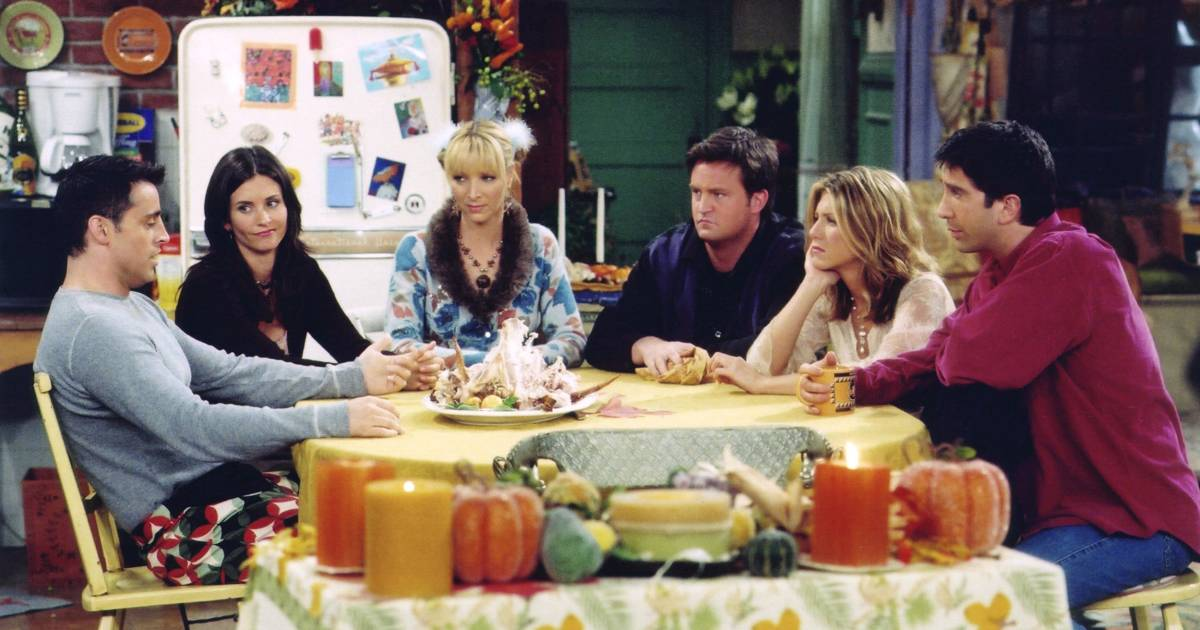 Why we're so obsessed with Friends, the comfort food of TV