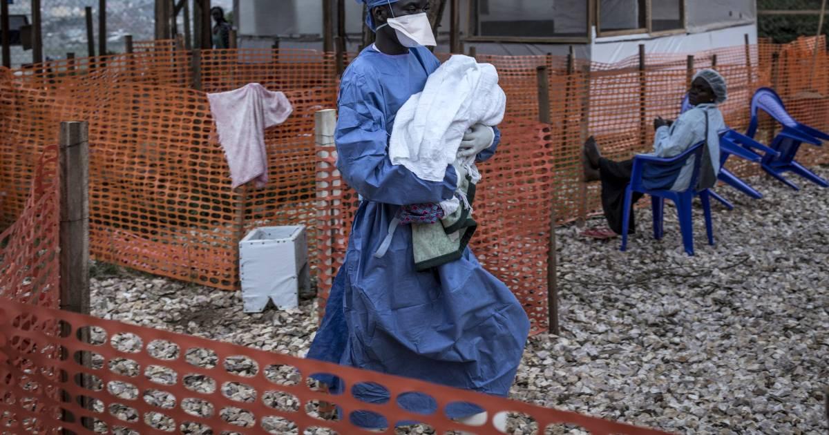 El ébola se propaga a las principales ciudades del Congo en medio de preocupaciones sobre el suministro de vacunas