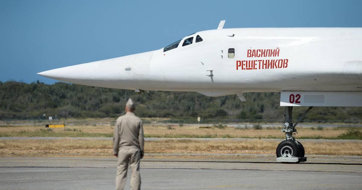 Rusia envía 2 bombarderos con capacidad nuclear a Venezuela