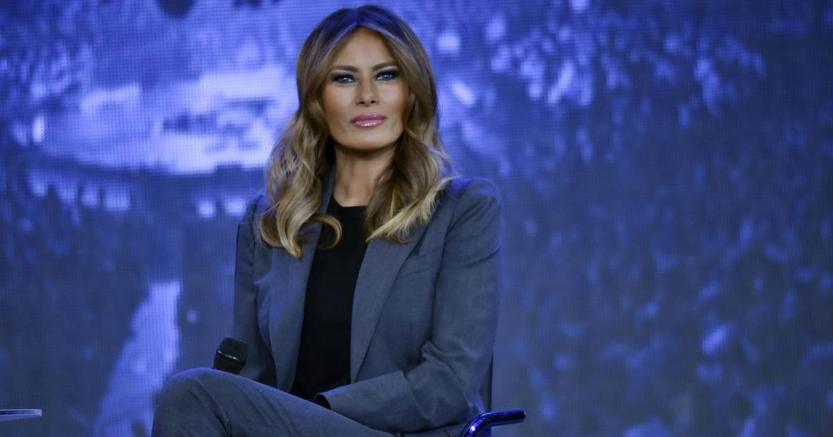 Melania Trump claims 'opportunists' are wrongly recording her family's history