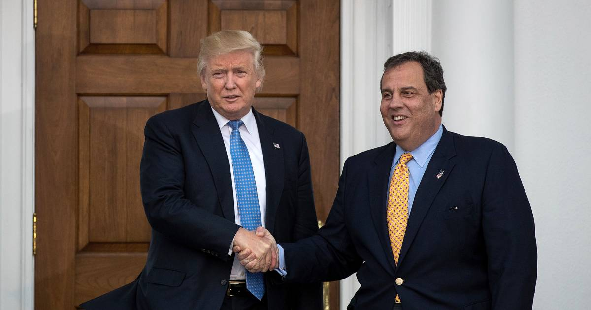 With Chris Christie Out, Trump is still searching for a chief of staff