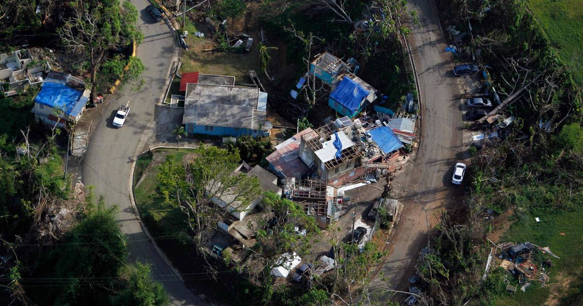 Democrats renew push to investigate Trump's Hurricane Maria response in Puerto Rico