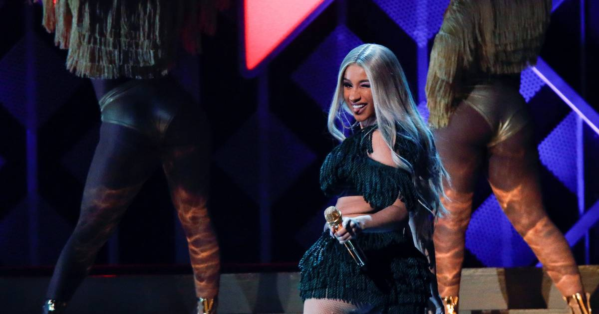 Cardi B Teases New Music Gets A Huge Back Tattoo: Cardi B Makes A Comeback With New 'Money' Music Video