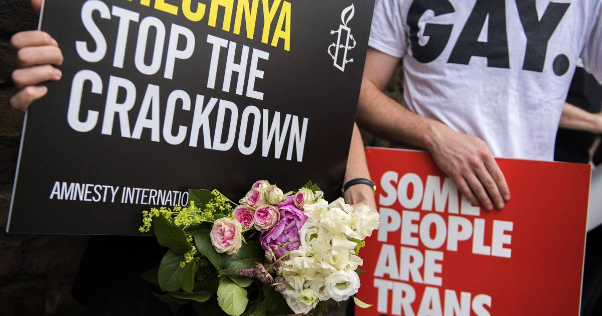 Several gay men and women detained in Chechnya, activists say