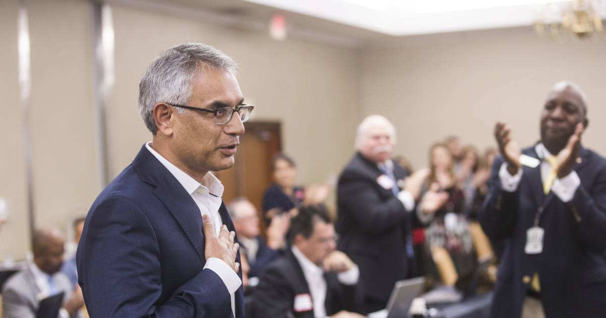Texas county Republicans to vote on removing Muslim American vice chair