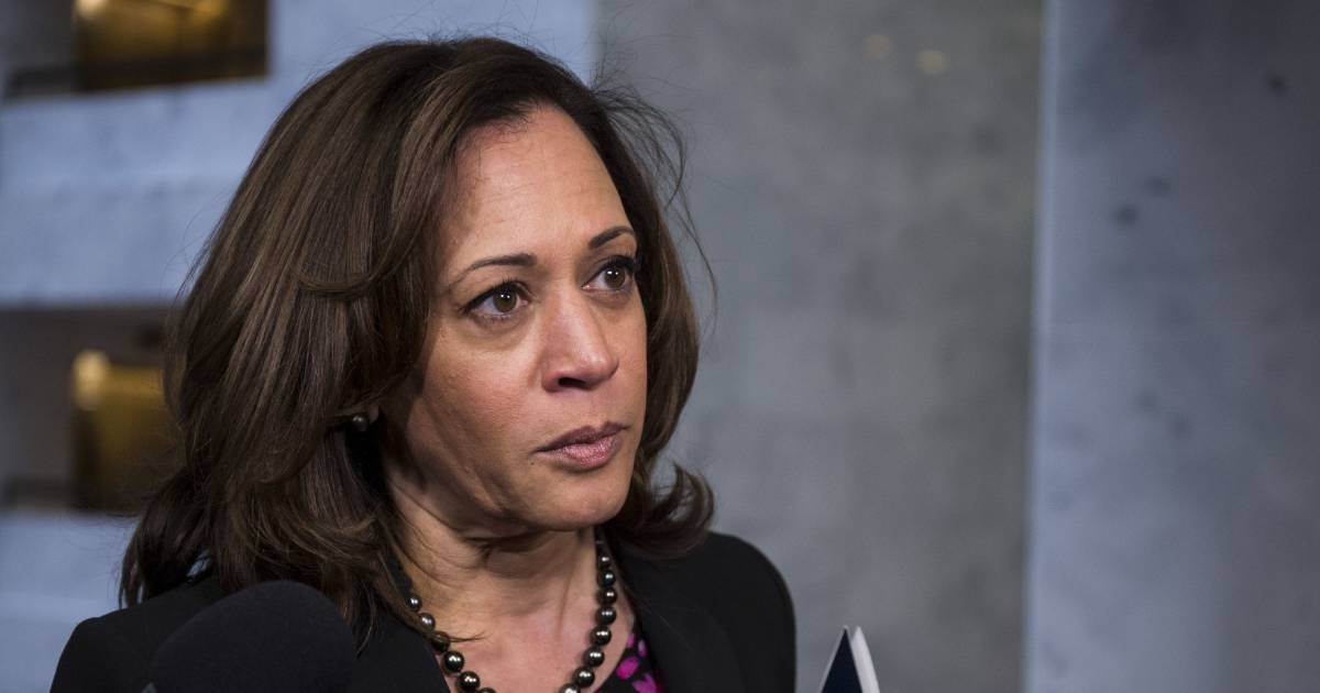 America held 'hostage': Kamala Harris, eyeing 2020, slams Trump over the shutdown