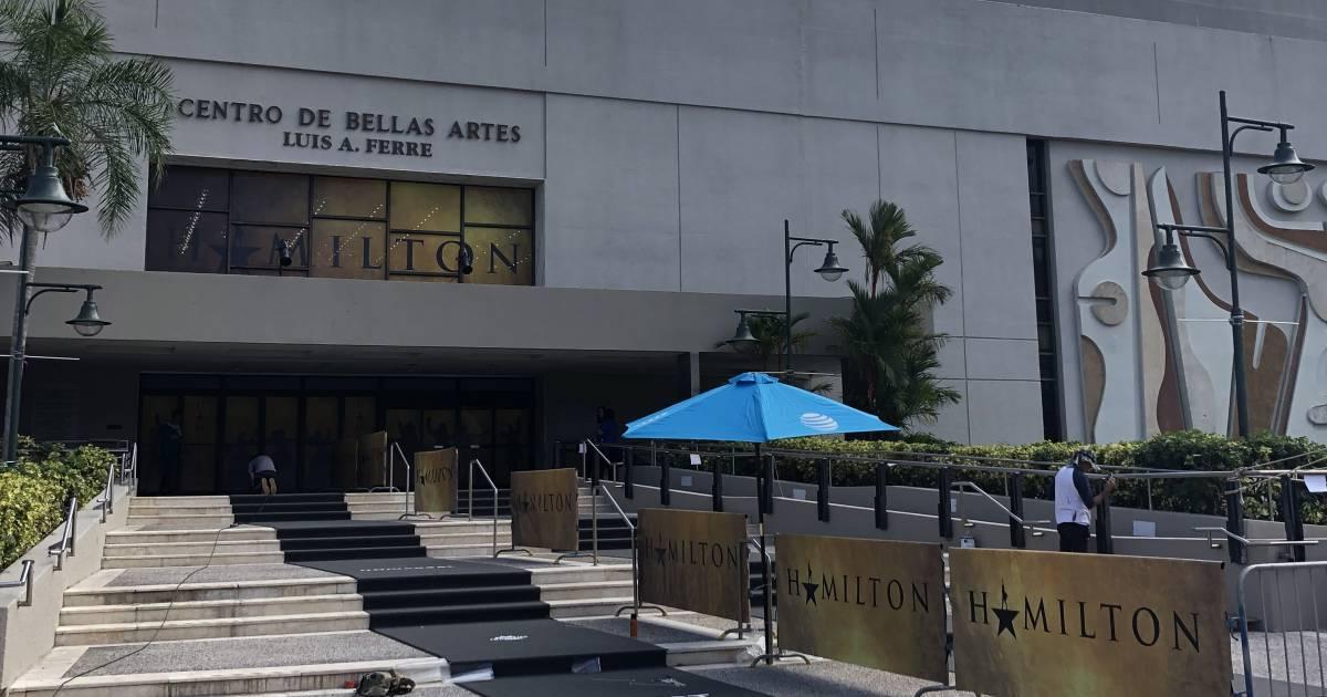 'Today is Hamilton': Puerto Rico is ready to see Lin-Manuel Miranda perform