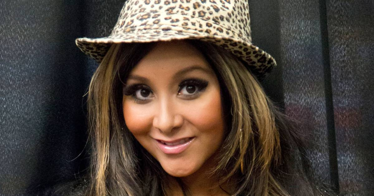 Snooki Nude Leaked Cell Photos HERE!