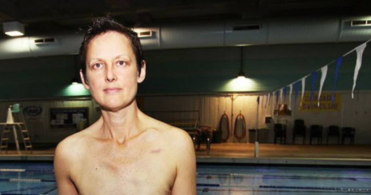 Breast Cancer Survivor Can Now Swim Topless In Seattle 39 S Public Pools