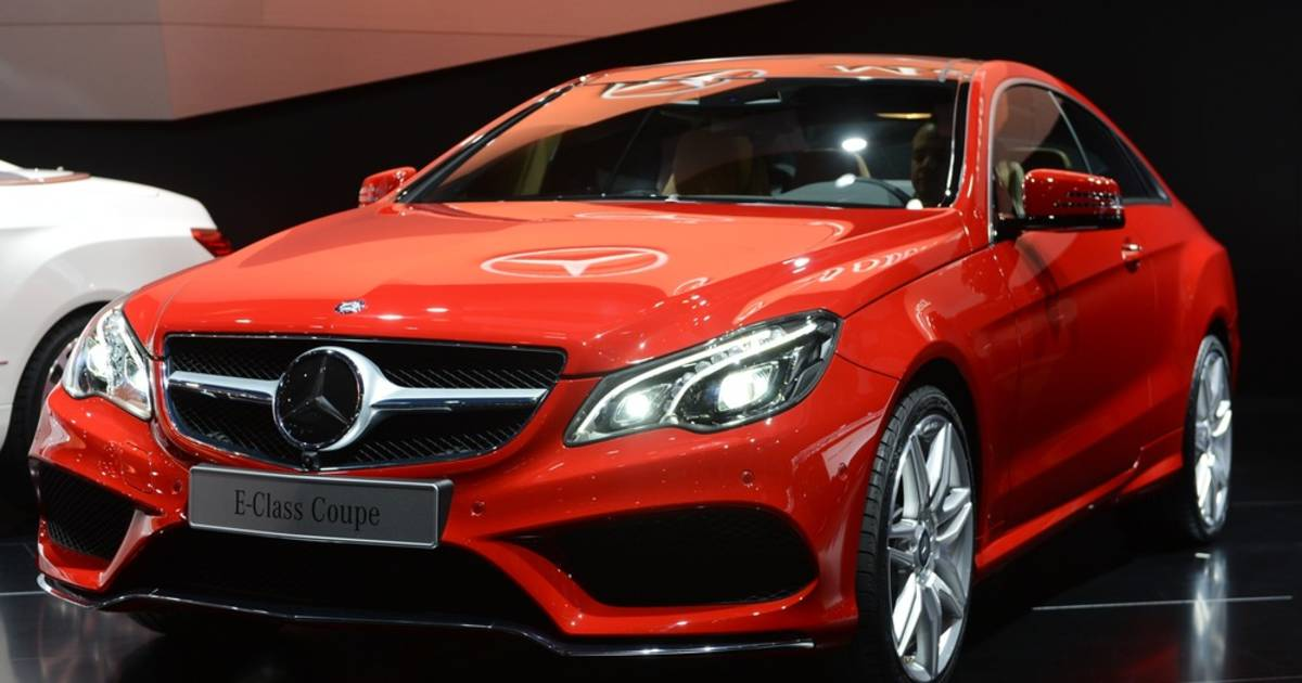 Benz And Beemers >> Luxury car thieves target Mercs, Beemers...