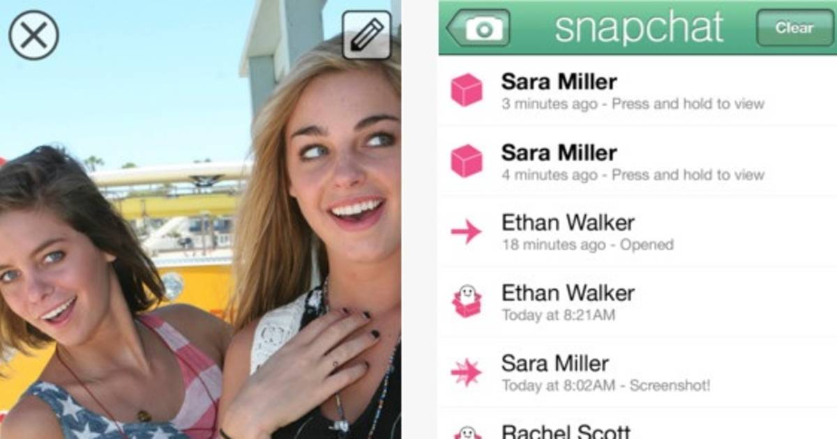 Bloody Teen Fight Over Sexting Wont Help Snapchats Reputation-4295