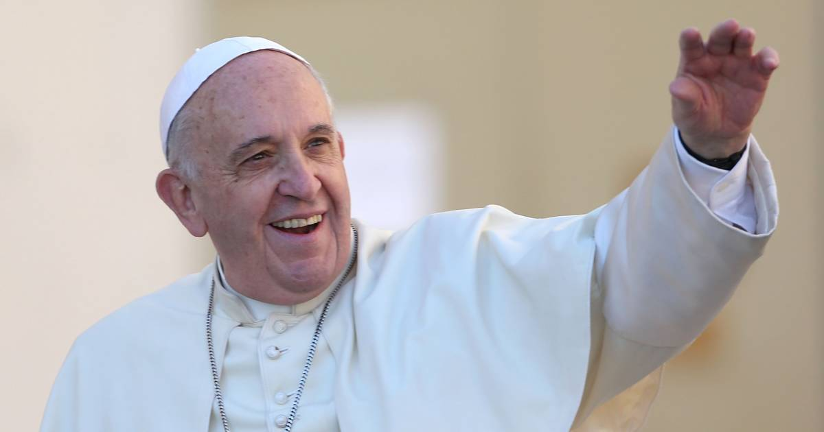 Pope Says Dogs Can Go To Heaven