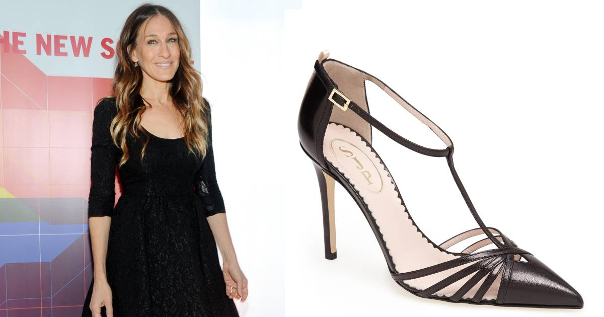 First look: Sarah Jessica Parker's high-end shoe line