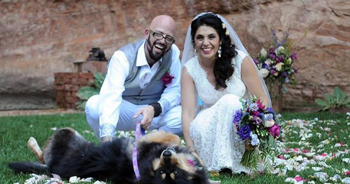 39 cat from hell 39 star jackson galaxy weds at pet sanctuary for Jackson galaxy shop