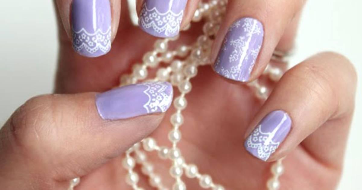 Wedding Nails: Bridal Nail Designs & Manicures