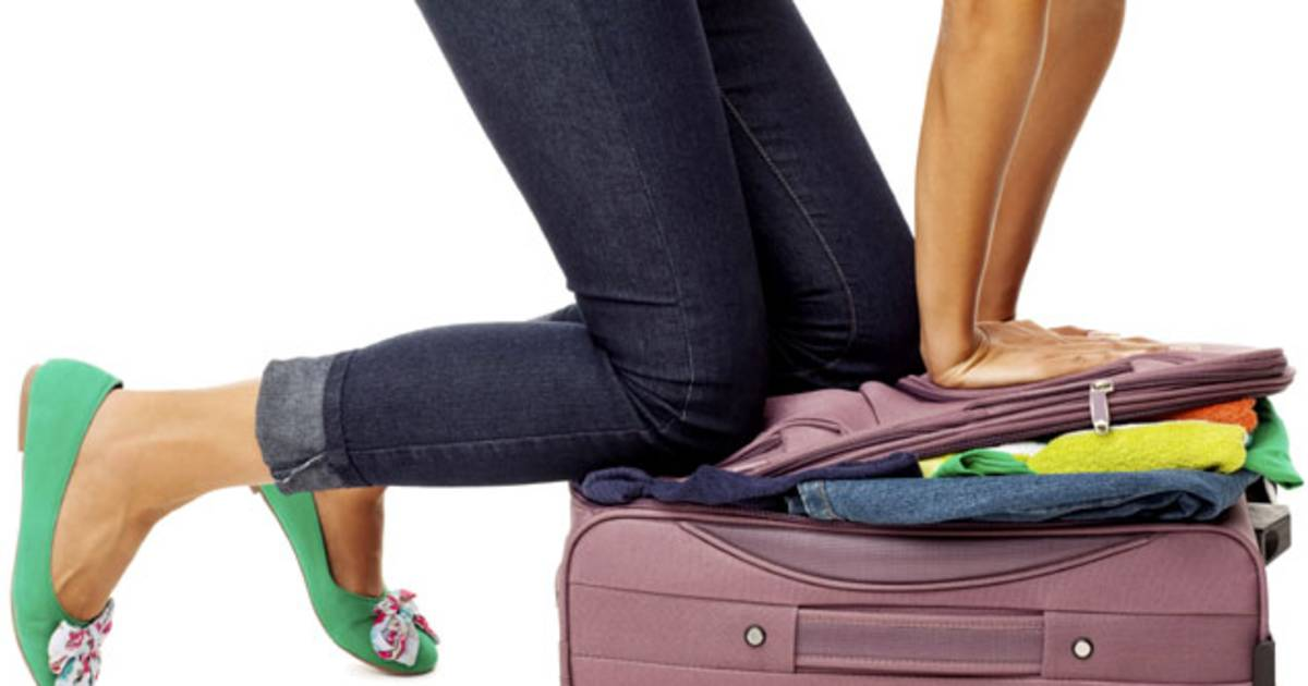 The trick that will double your suitcase space & 9 more travel tips