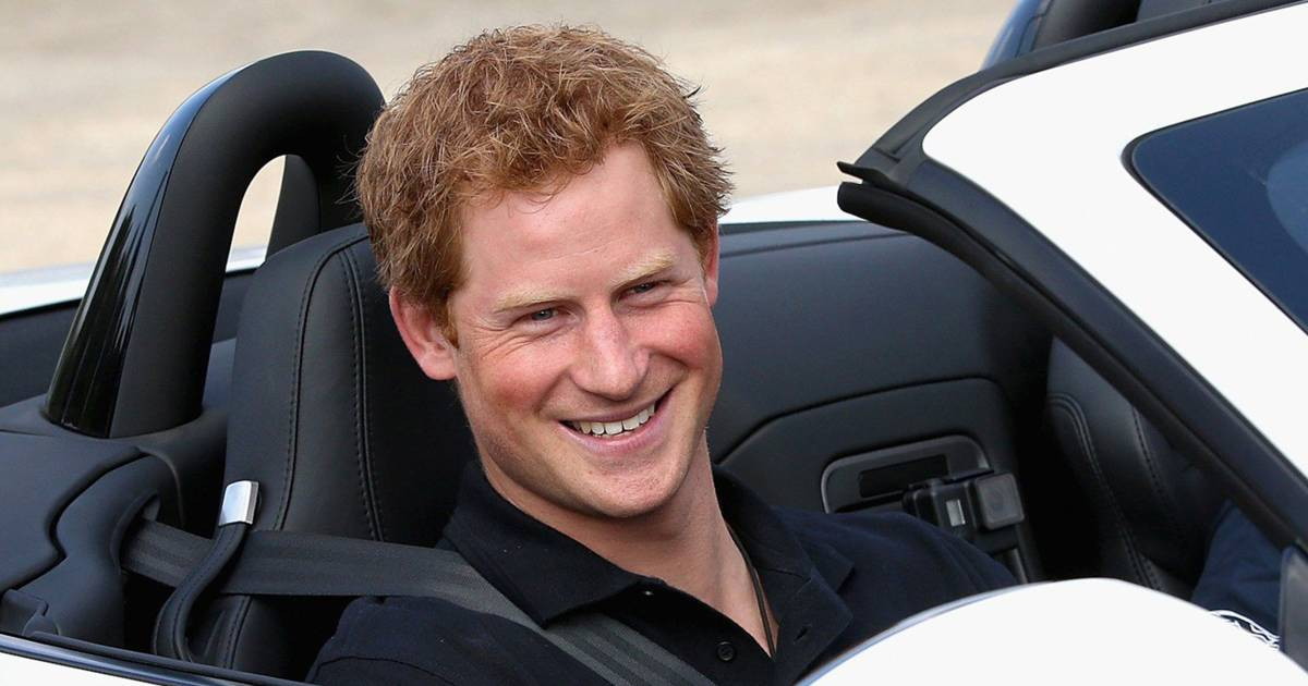 Toady 1 Prince Harry turns 30!...