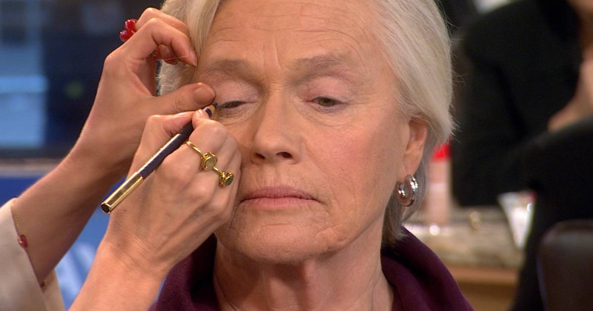 glam mas makeup tutorial for seniors goes viral