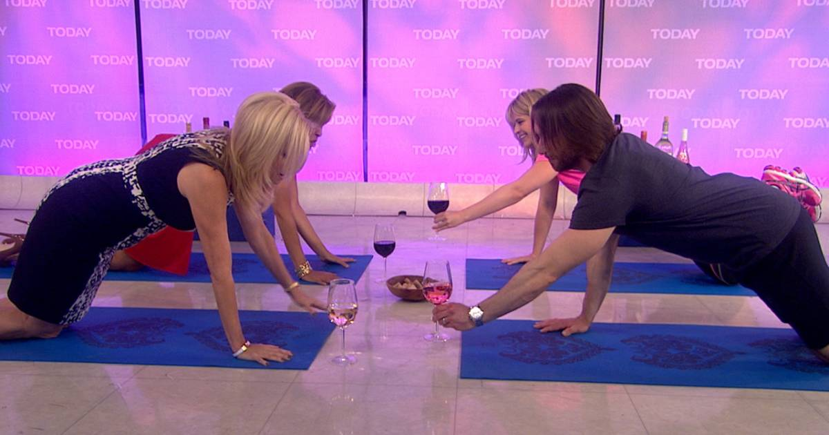 5 ways wine can help you stay fit